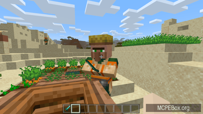 Мод Strengthenable Villagers 1.14+