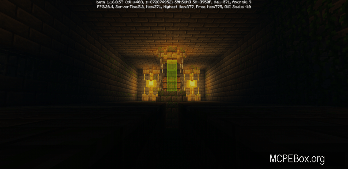 Карта Dark Sewer 1.16